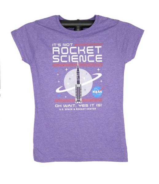 It's Not Rocket Science JR T-Shirt,NOT ROCKET SCIENCE,S14962/238J/HPR