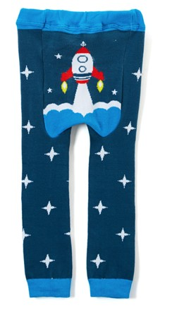 Rocket Ship Leggings
