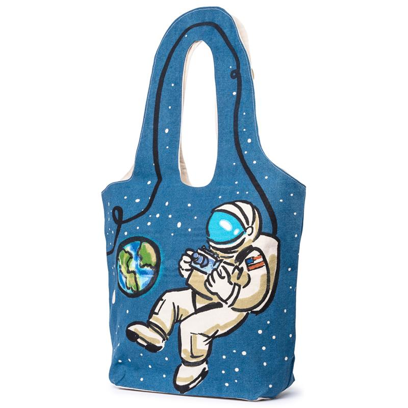 Astronaut Handle Bag