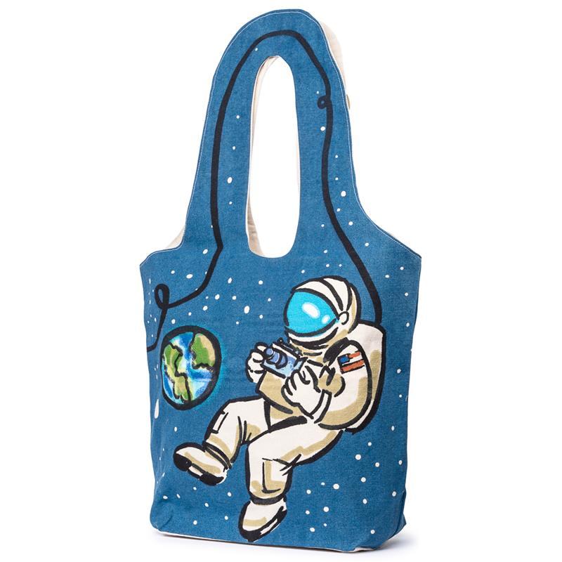 Astronaut Handle Bag