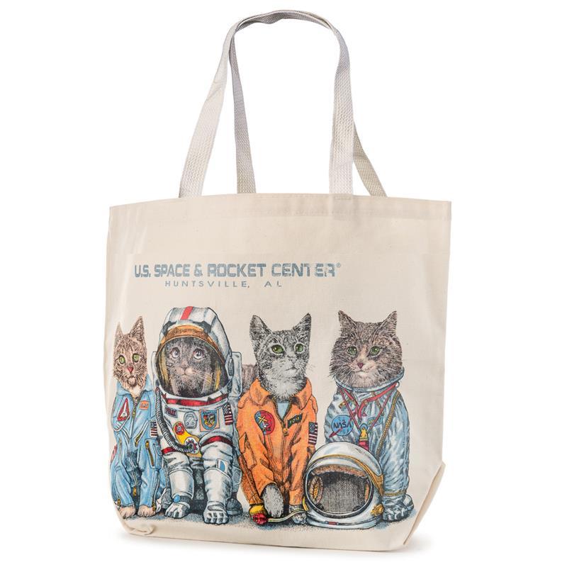 Cat Tote Bags,TBNASA01