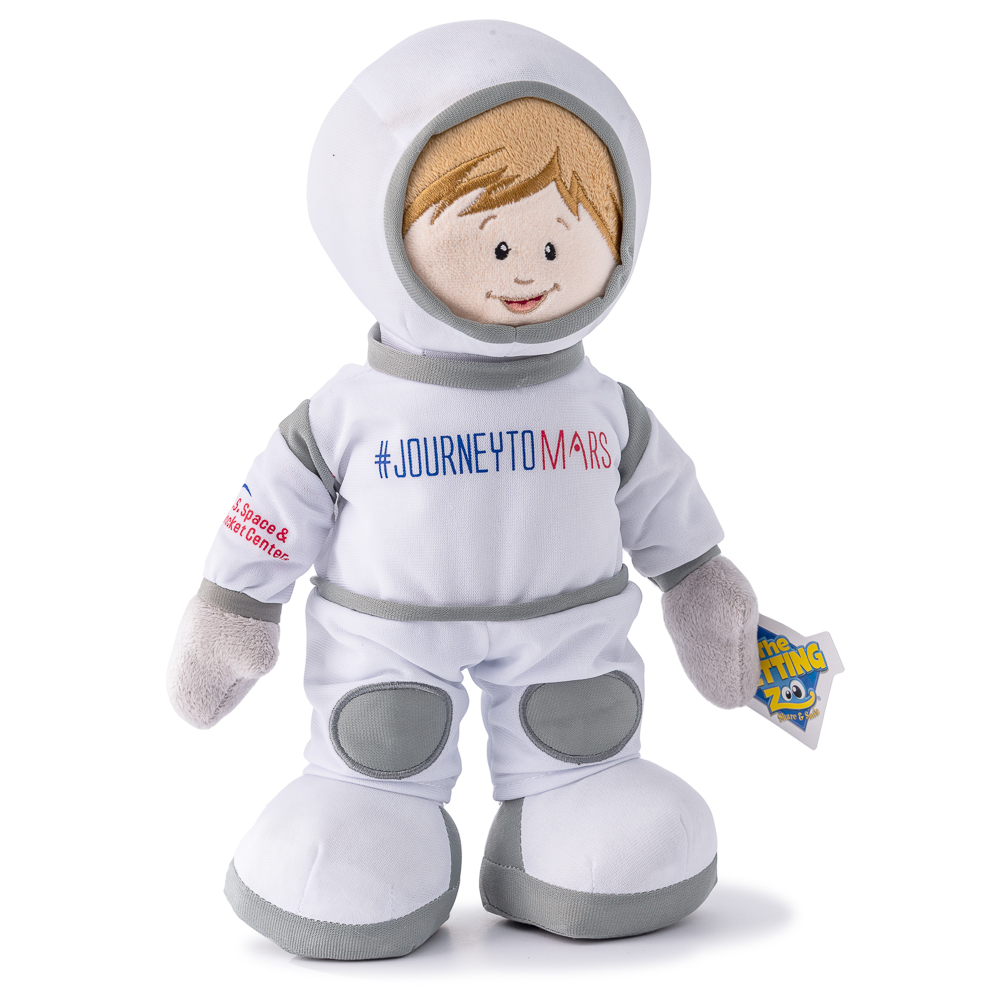 "Journey to Mars 12"" Boy,116310HSR"