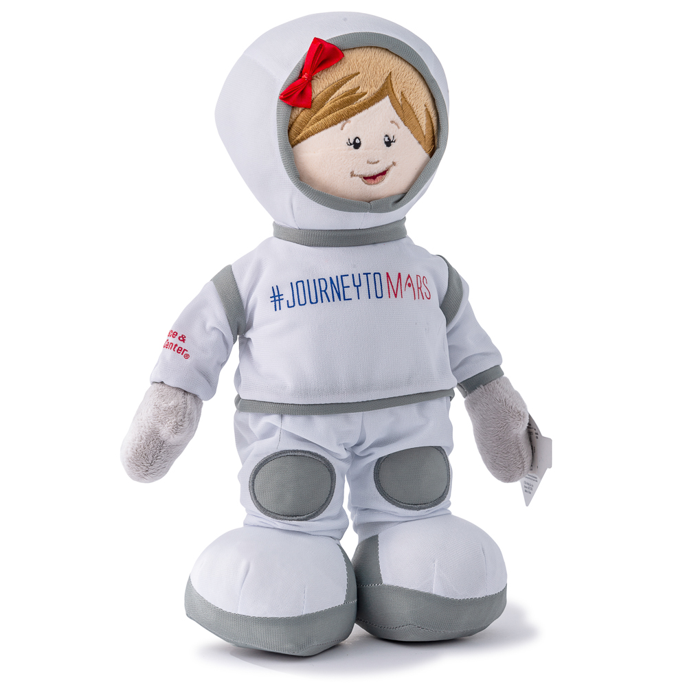 "Journey to Mars 12"" Girl,116311HSR"
