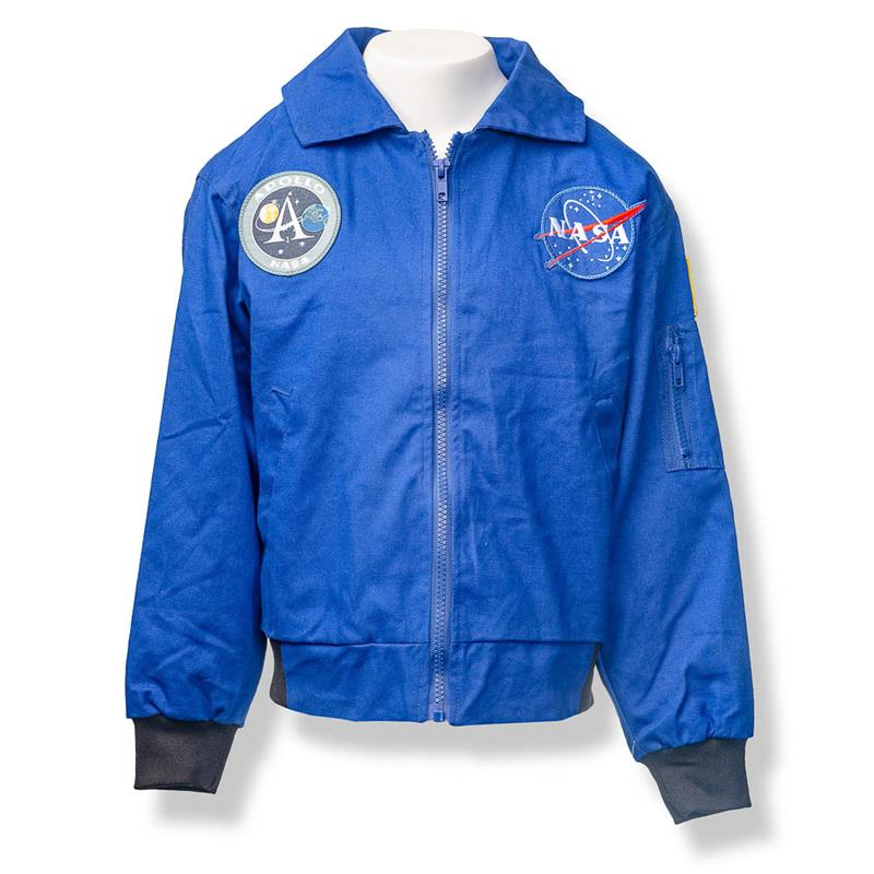 Childrens NASA Flight Jacket,NASA,FJA-YSM