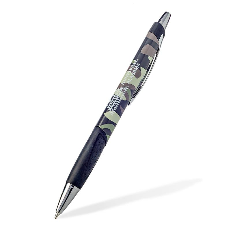 Aviation Challenge Camo Pen,AVIATION CHALLENGE,PEN129/DS21053-C3