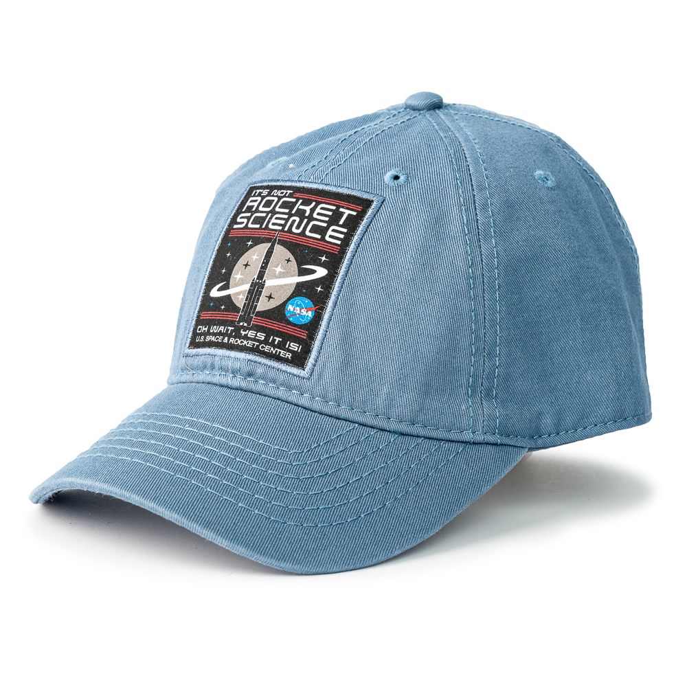 Its Not Rocket Science Cap,NOT ROCKET SCIENCE,25234