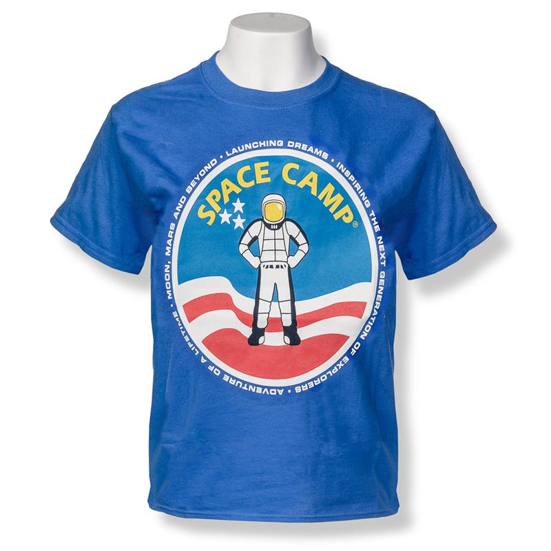 Space Camp T-Shirt,SPACECAMP,GILDAN 5000