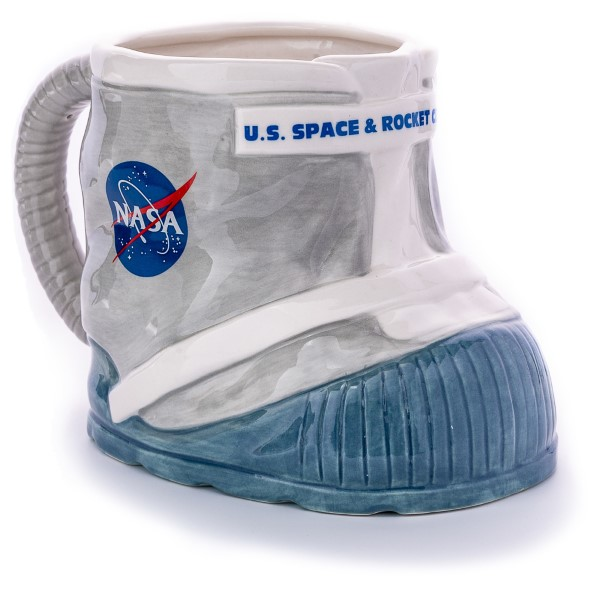 Astronaut Boot Mug,NASA,02/8856