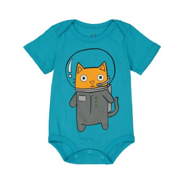 Astro Cat Bodysuit