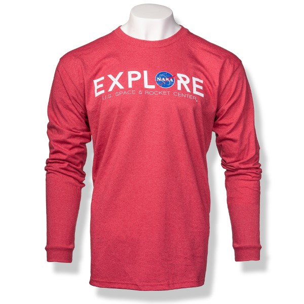 Explore Meatball LS Tee,KSC404/ACL3050