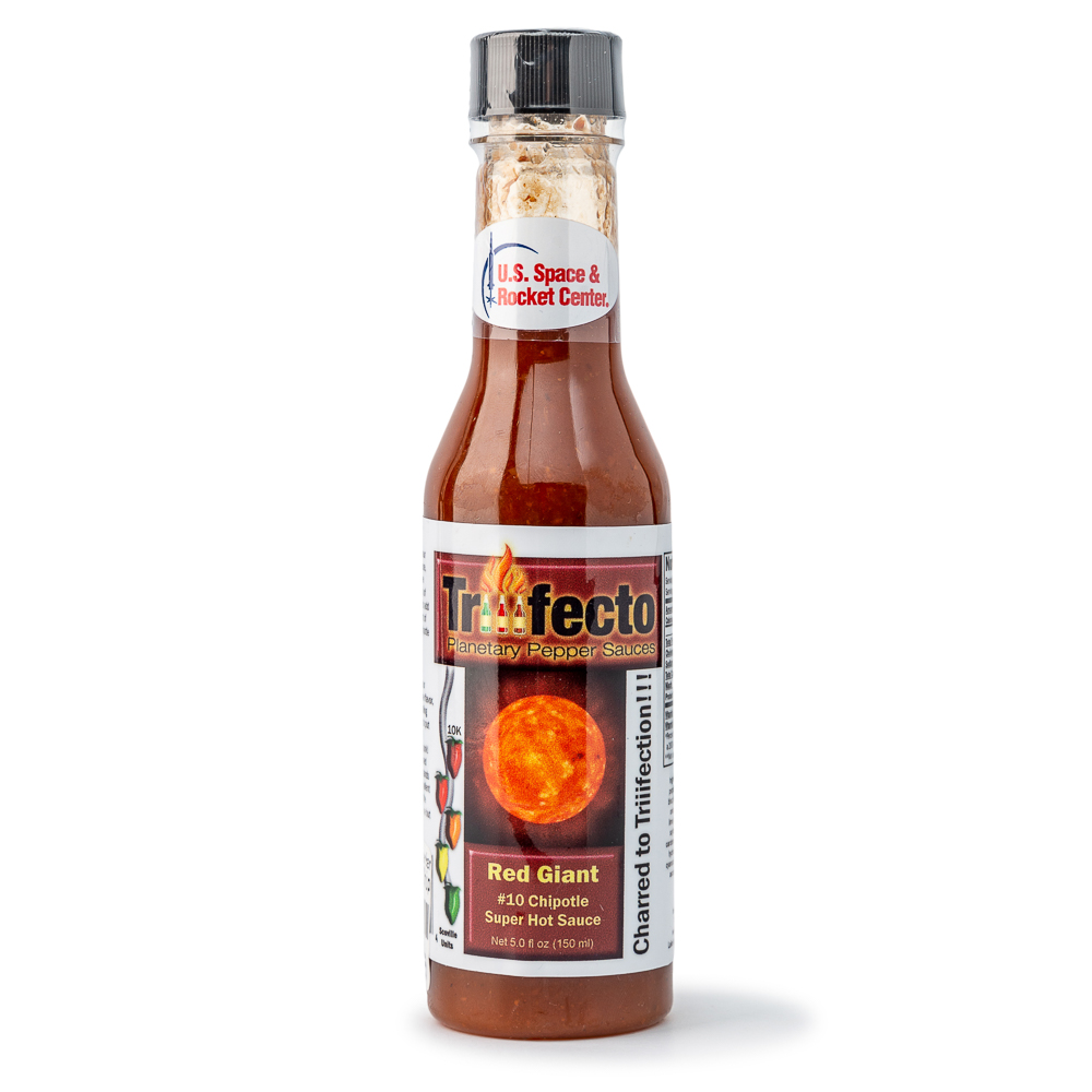 Red Giant Chipotle Ghost Hot Saunce