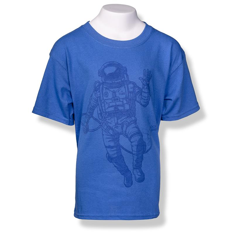 Large Astronaut Youth Tee,S117870/X39709/5000B