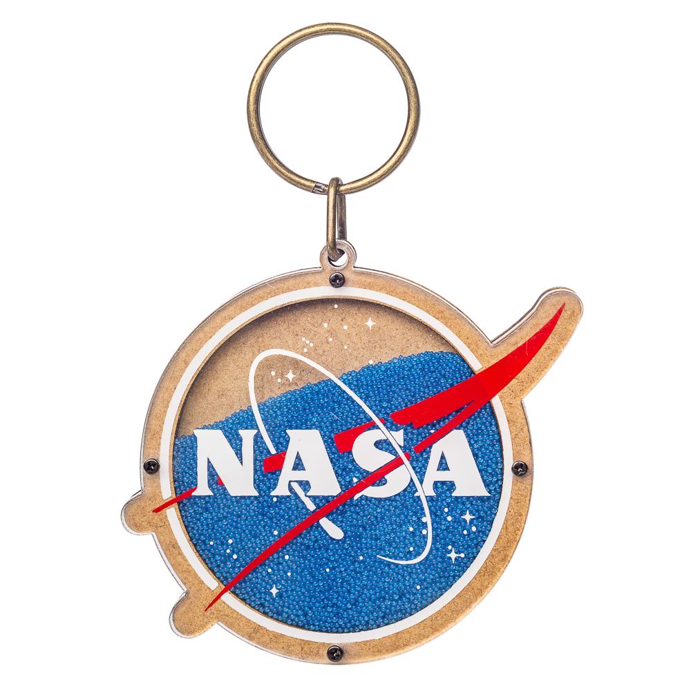 NASA Beaded Keychain,NASA,21/8805