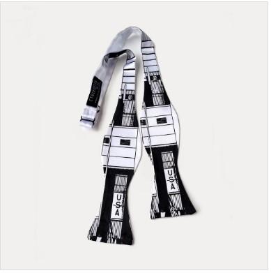 Saturn V Rocket Bow Tie