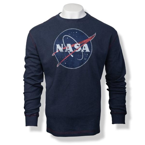 NASA Vector Men's Thermal LS Tee,S12719/R341A