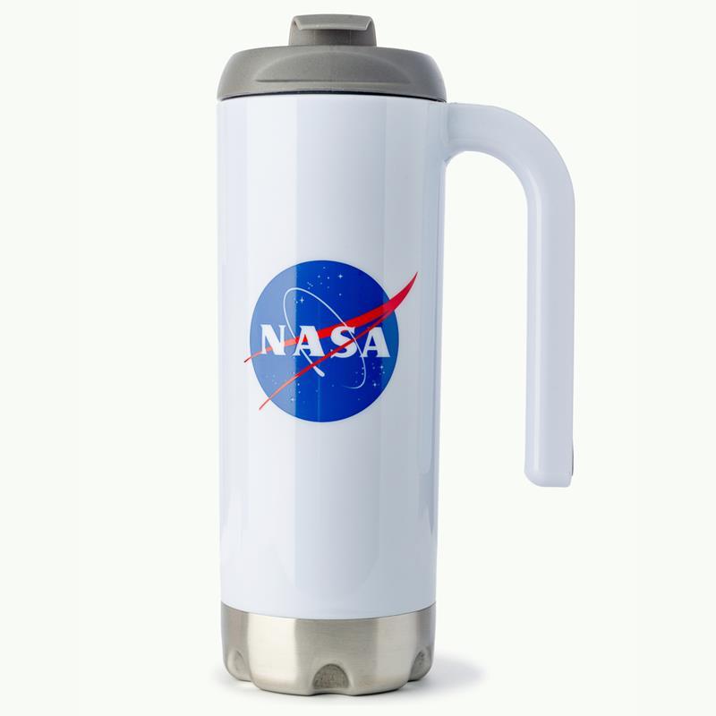 NASA Vector Tumbler with Handle,NASA,DS22775-C1/DNK999