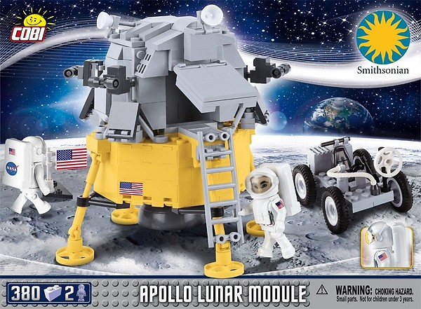 Apollo 11 Lunar Module Eagle,21075