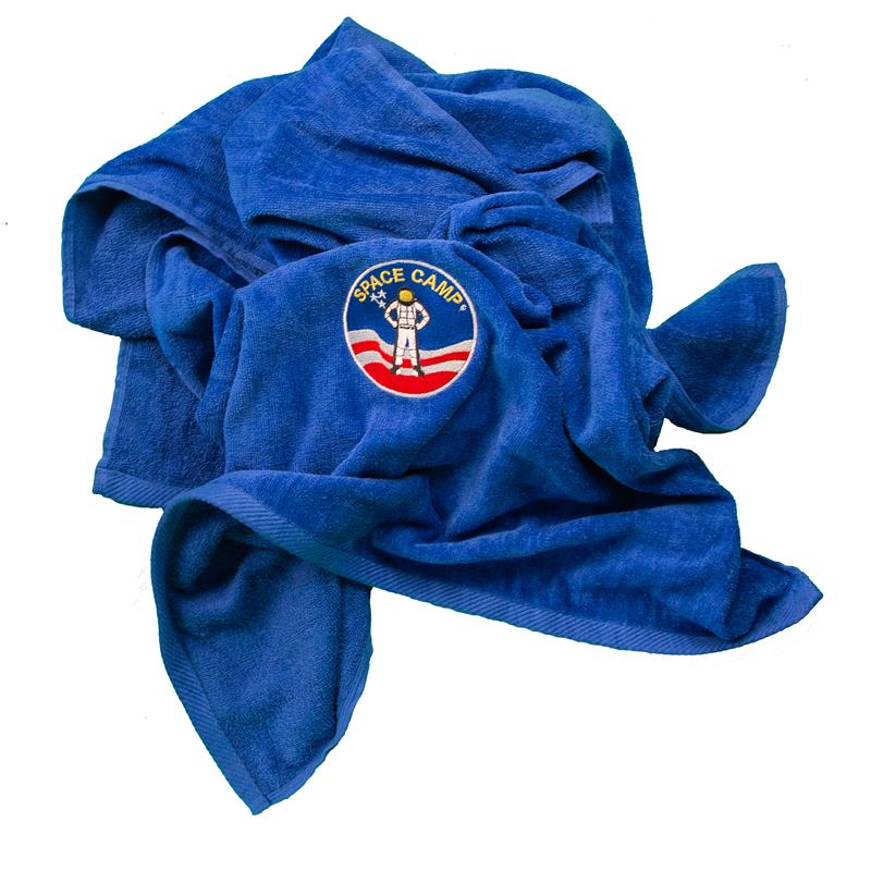 Space Camp Terry Velour Towel,SPACECAMP