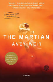 The Martian Paperback,8026