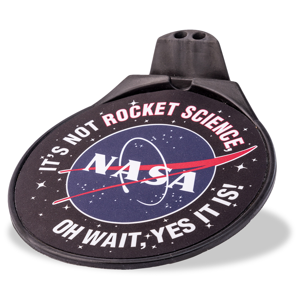 Its Not Rocket Science Smart Stand Mouse Pad,NOT ROCKET SCIENCE