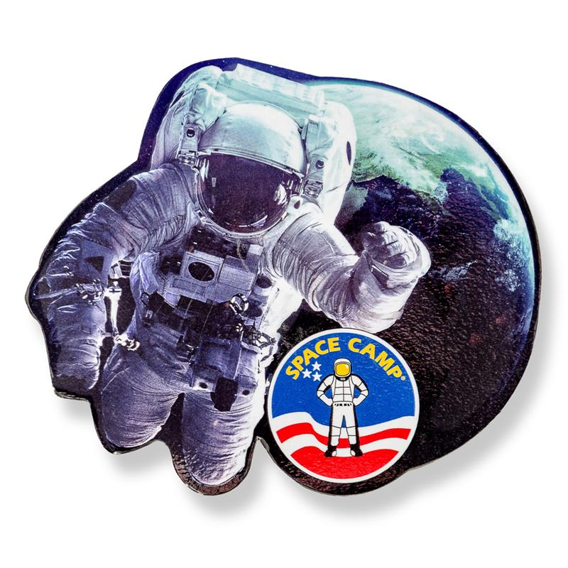 Space Camp Astronaut Magnet,SPACECAMP,55192