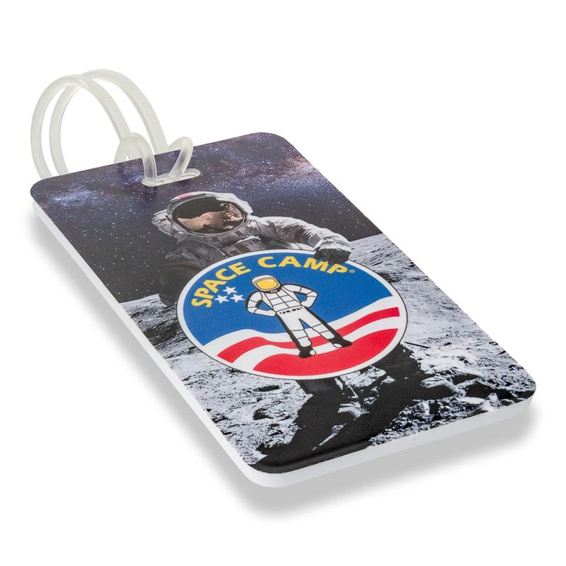 Space Camp Luggage Tag,SPACECAMP,NEA