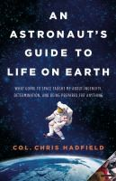 An Astronauts Guide to Life on Earth,3017