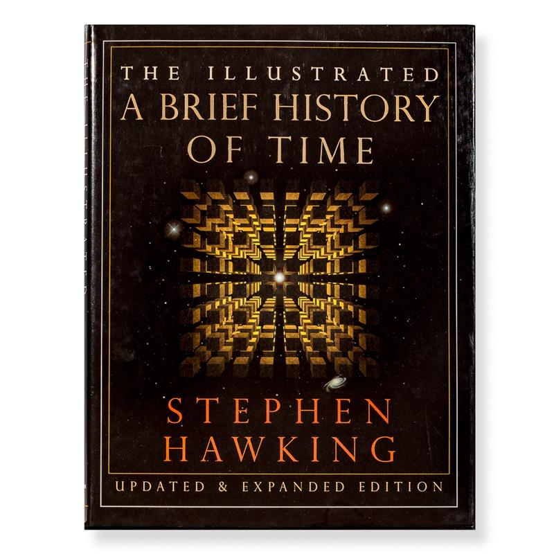 The Illustrated A Brief History of Time,9780553103748