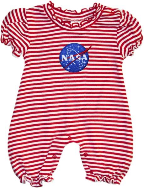 NASA Vector Stripe Bubble Romper,NASA,436
