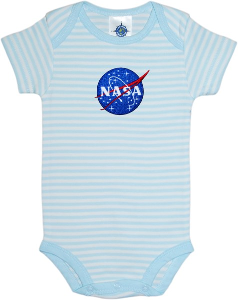 NASA Vector Stripe Bodysuit,NASA,458