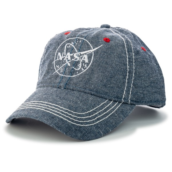 Meatball NASA Ladies Oxford Cap,NASA,S131827/PH217