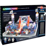 Mission Control Laser Pegs,18004