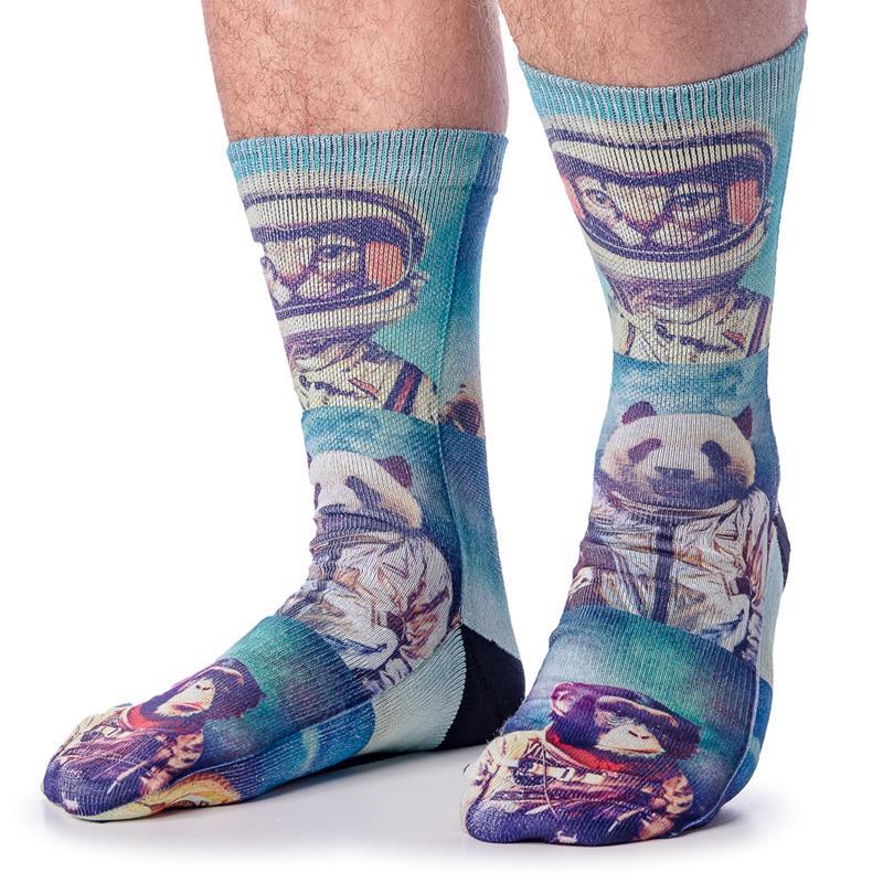 Animal Astronaut Socks,4044