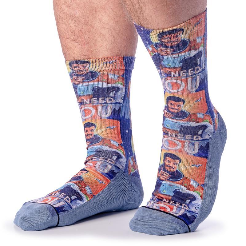 Neil DeGrasse Tyson Socks,4105