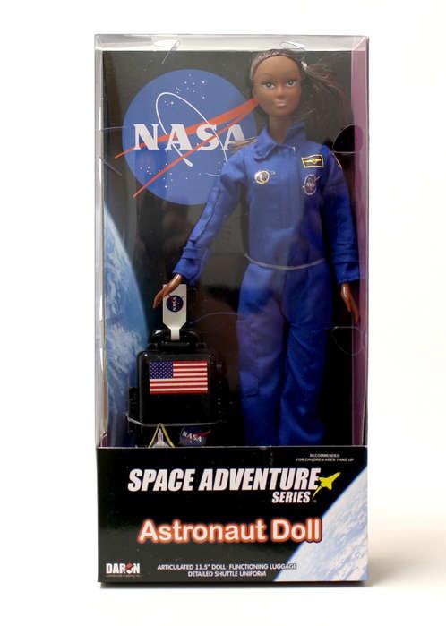 African American NASA Astronaut Doll,DA500-1B