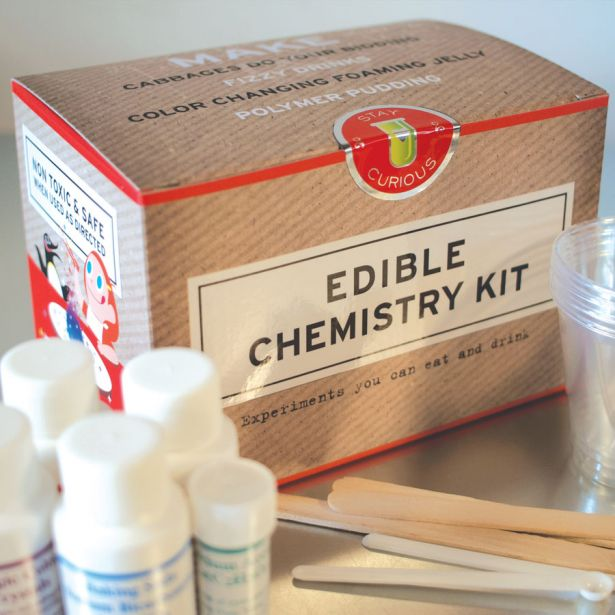 Edible Chemistry Kit,CHEME