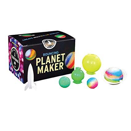 Bouncing Planet Maker,TFMKR