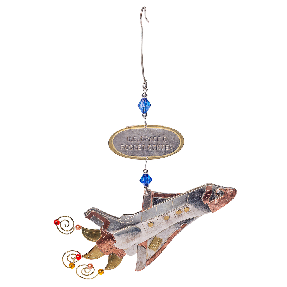 Space Shuttle Ornament,963-0780