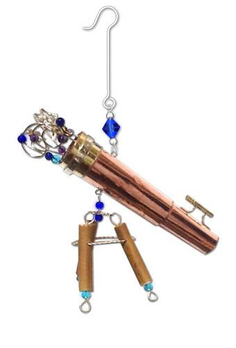 Telescope Ornament,963-1733
