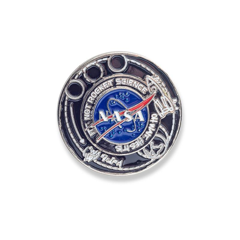 NASA Moving Parts Magnet,NASA,DS23830-C1/MAG120