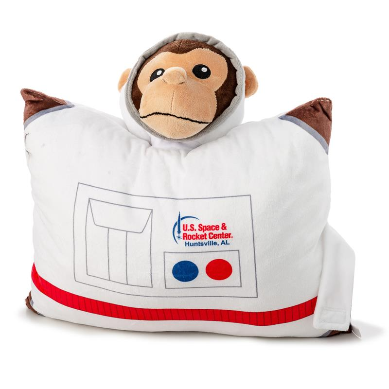 Plush Monkey,ROCKET CENTER,DS23795-C1/TOY310