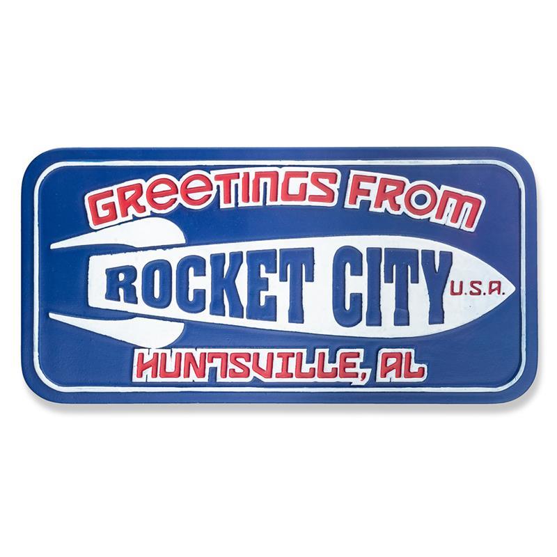 Welcome to Rocket Center Magnet,ROCKET CITY USA,DS23832-C1/MAG102