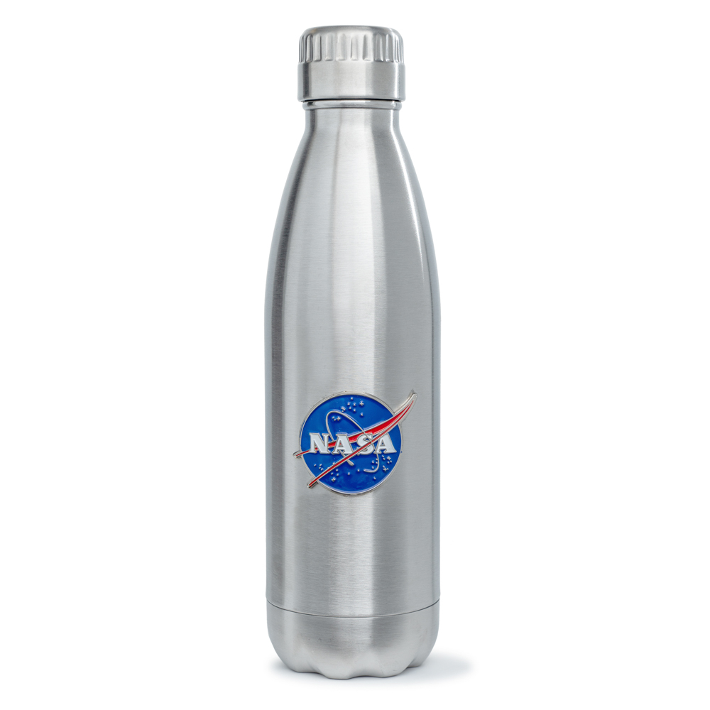 NASA Stainless Steel Bottle,NASA,DS23640-C1/DNK358