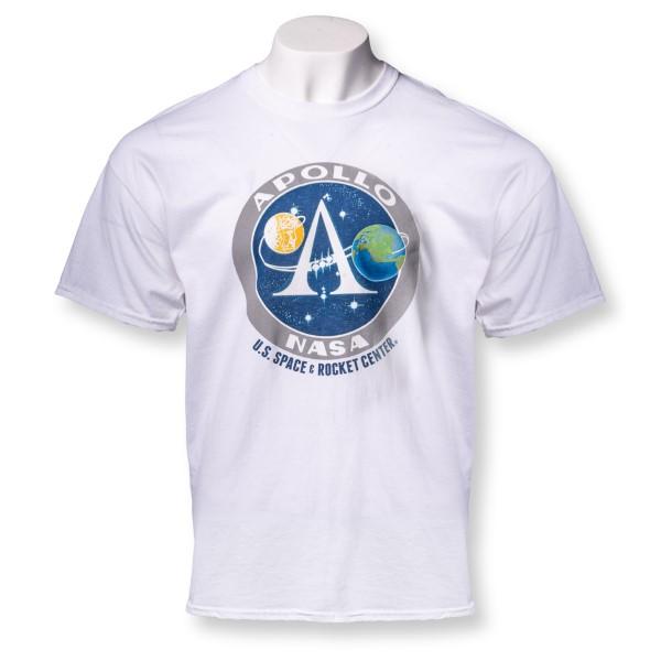 Apollo Emblem T-Shirt,50TH ANNIVERSARY,S130391/5000