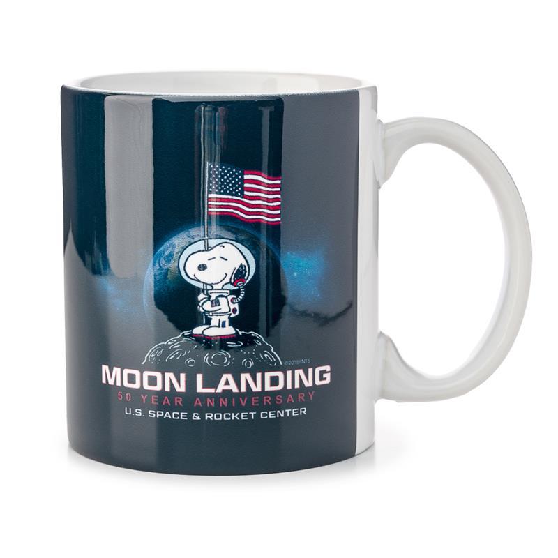 1969 Moon Landing Peanuts Mug,PEANUTS,MUG