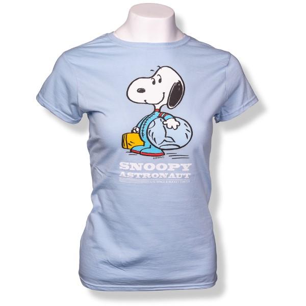Snoopy Astronaut Peanuts T-Shirt,PEANUTS,G64000L