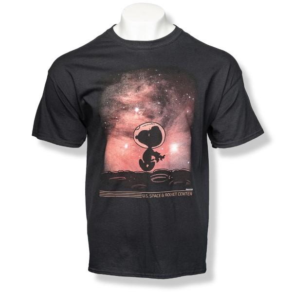 Moon Walker Peanuts T-Shirt,PEANUTS,G5000