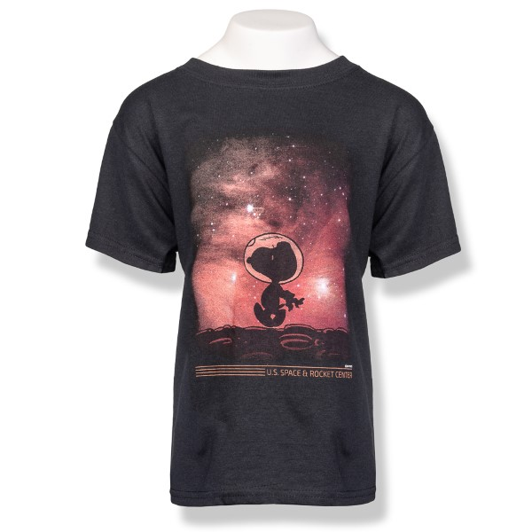 Moon Walker Peanuts -Shirt,PEANUTS,G5000B