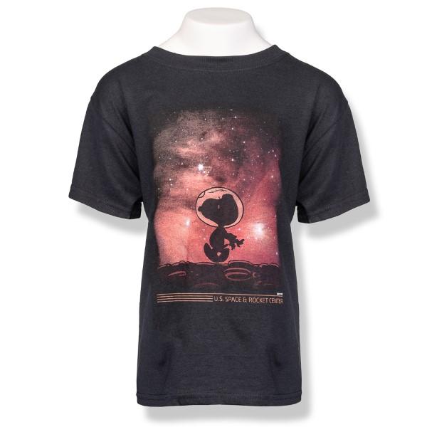 Moon Walker Peanuts T-Shirt,PEANUTS,G5000B