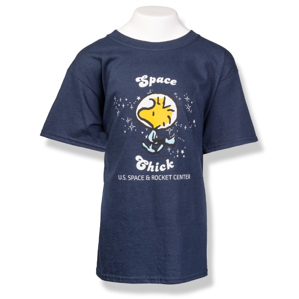 Space Chick Peanuts T-Shirt,PEANUTS,G5000B